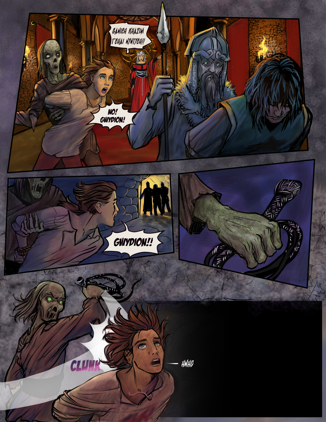 Chapter Five: Page Twenty Four