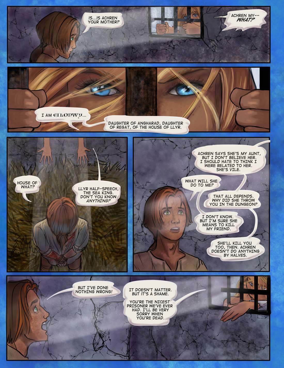 Chapter Six: Page Five