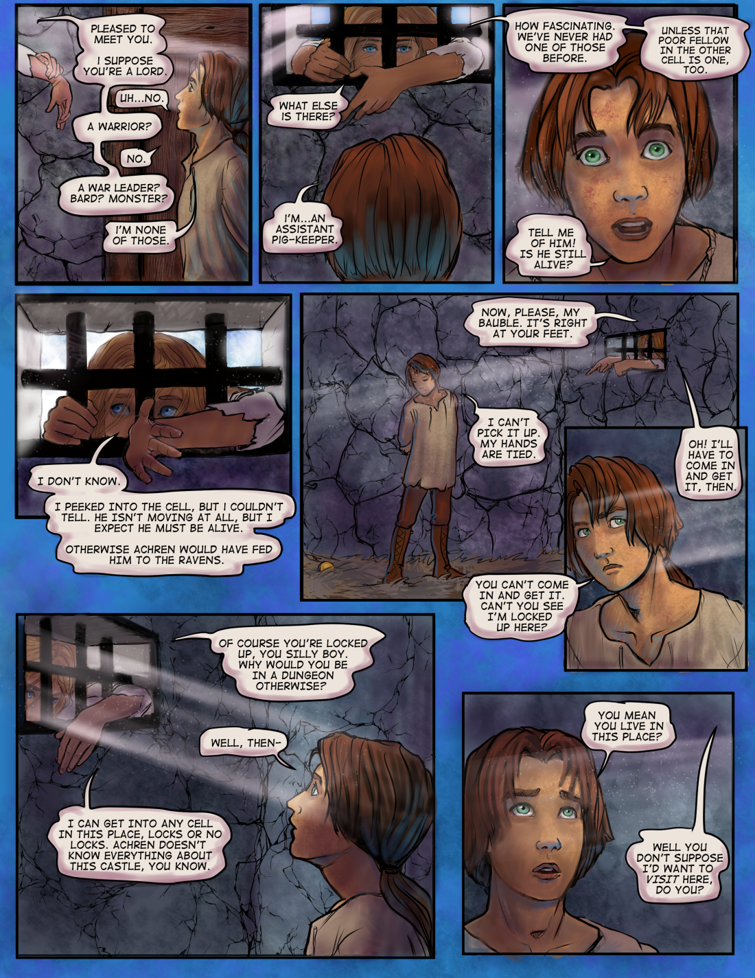 Chapter Six: Page Four