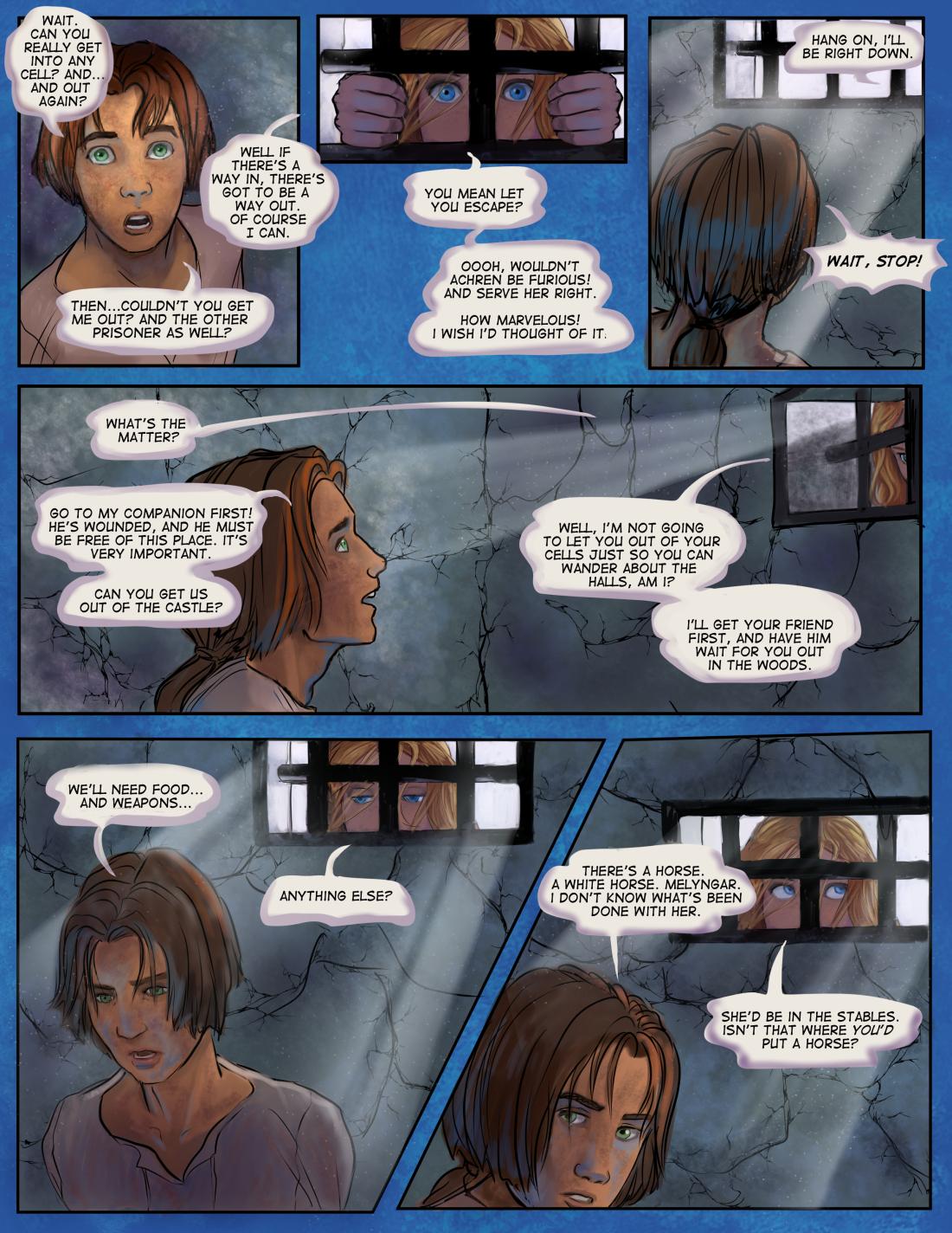 Chapter Six: Page Six
