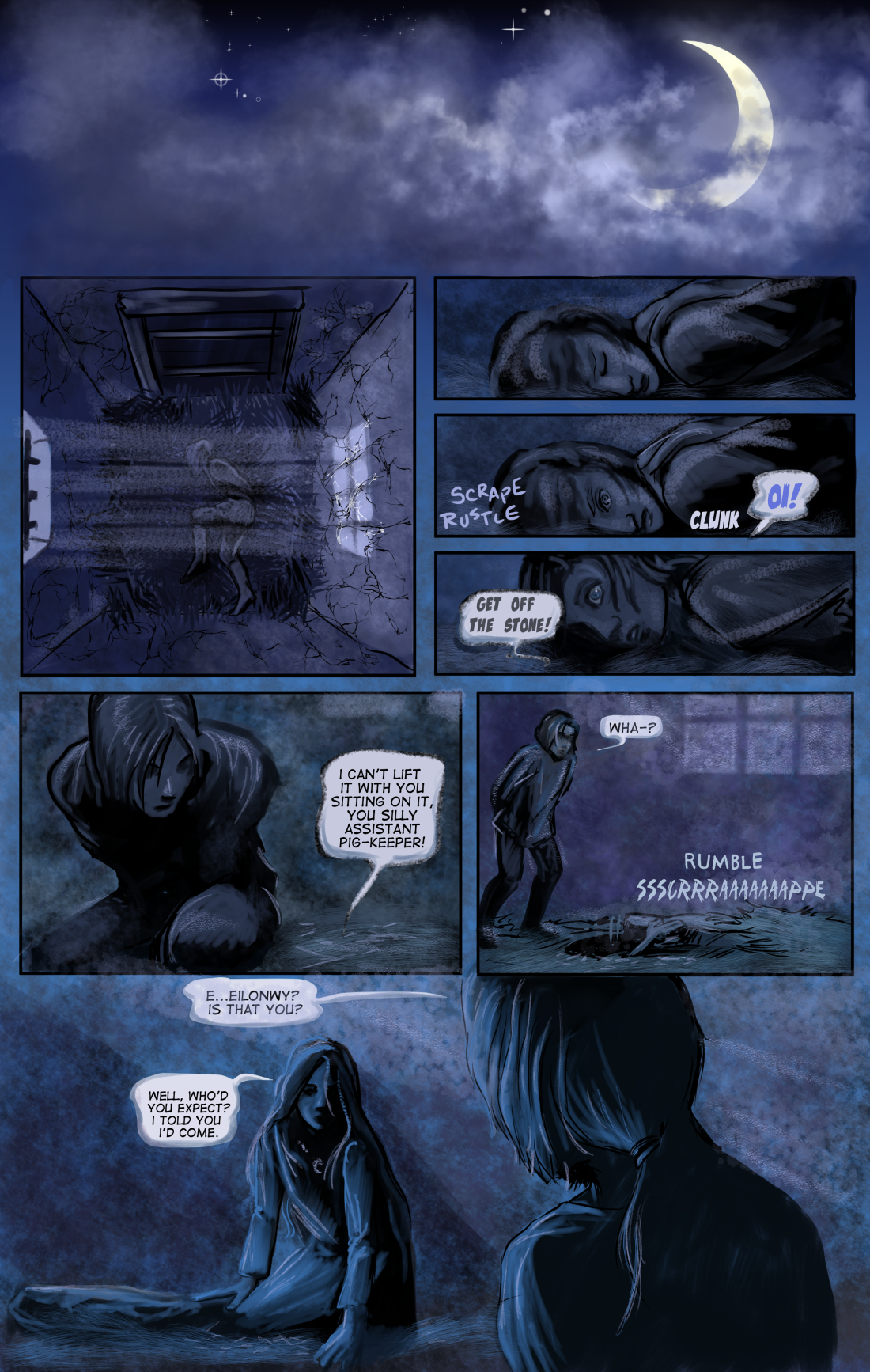Chapter Six: Page Eight
