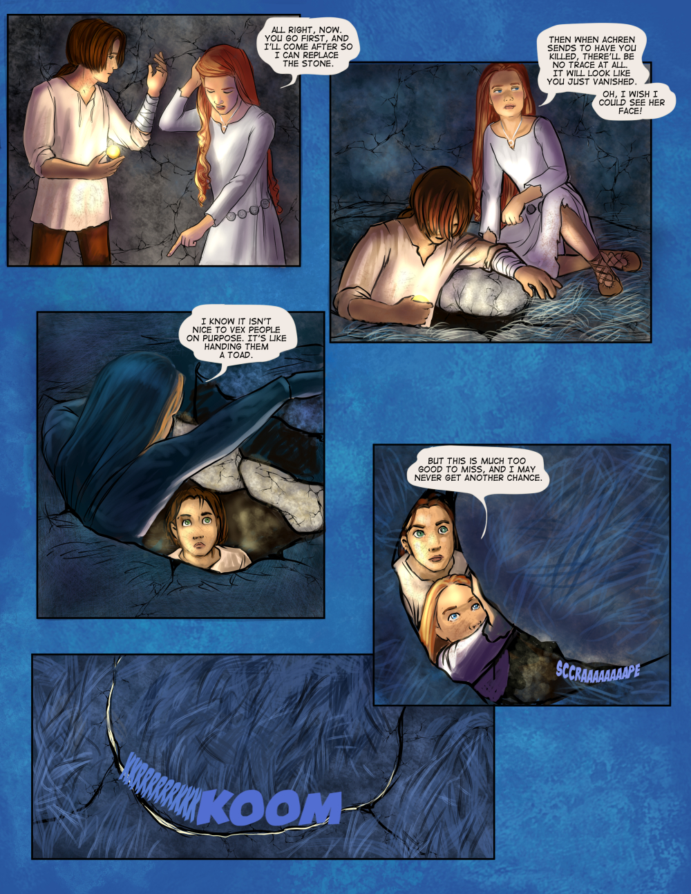 Chapter Six: Page Fourteen