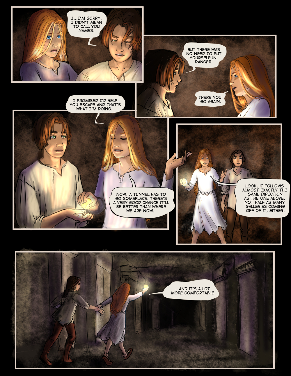 Chapter Seven: Page Nine