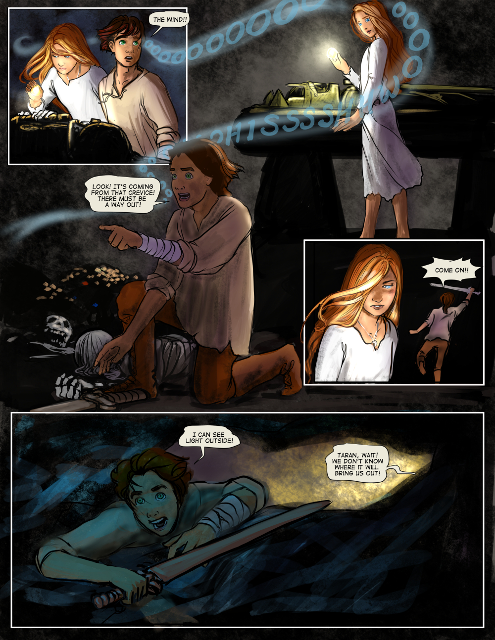 Chapter Eight: Page Eight