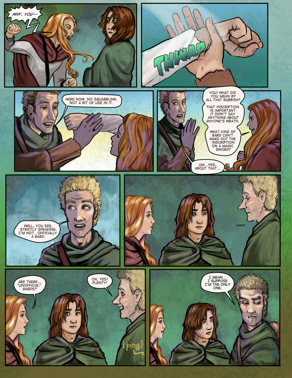 Chapter Ten: page five