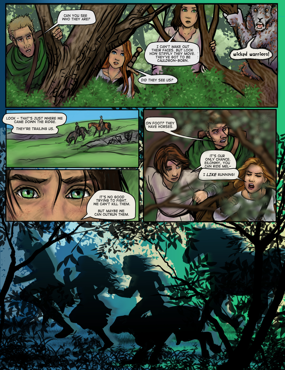 Chapter Eleven Page 3