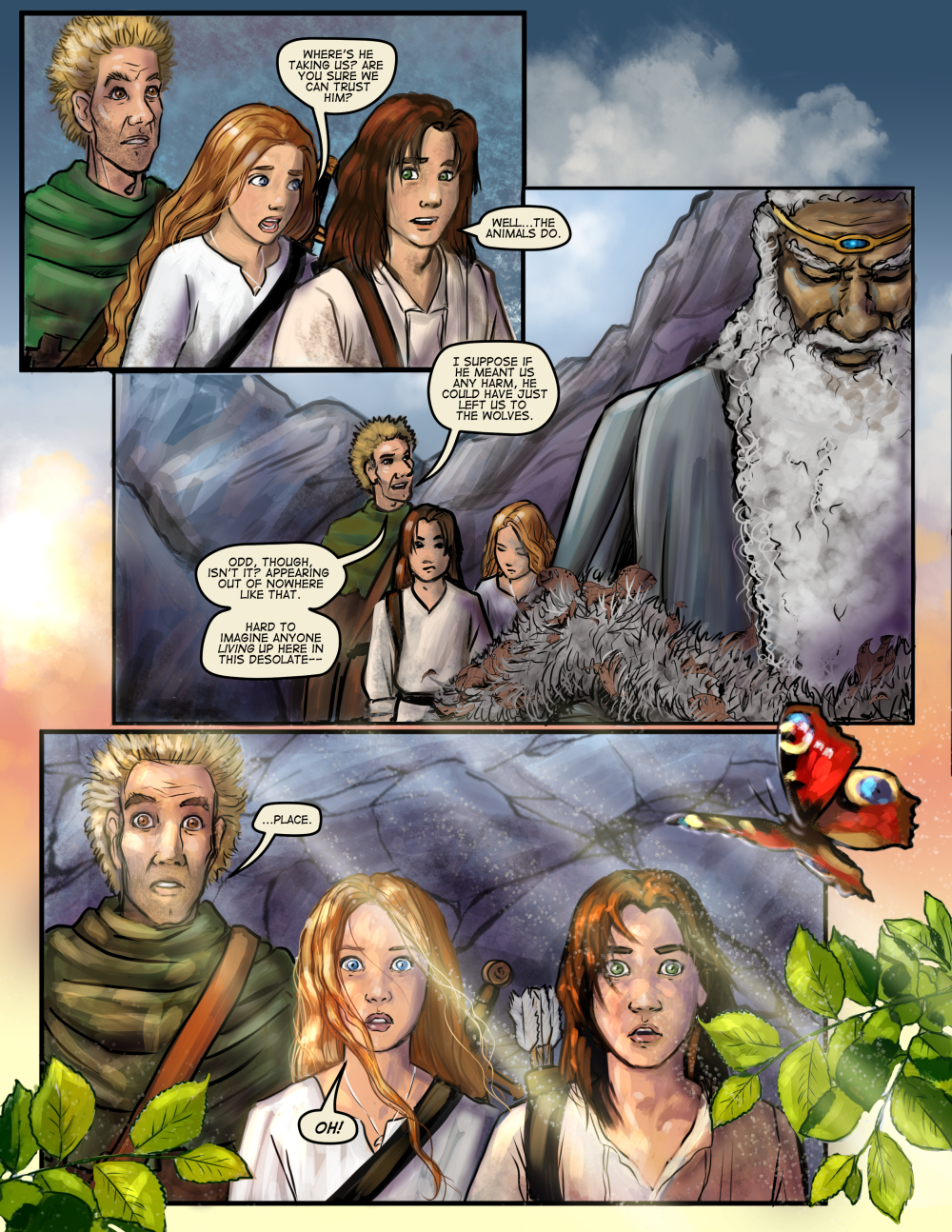 Chapter Thirteen Page 5