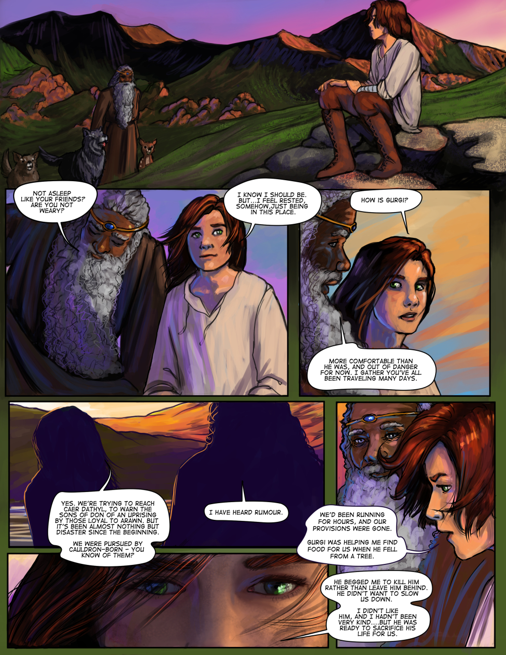 Chapter Thirteen, page 12