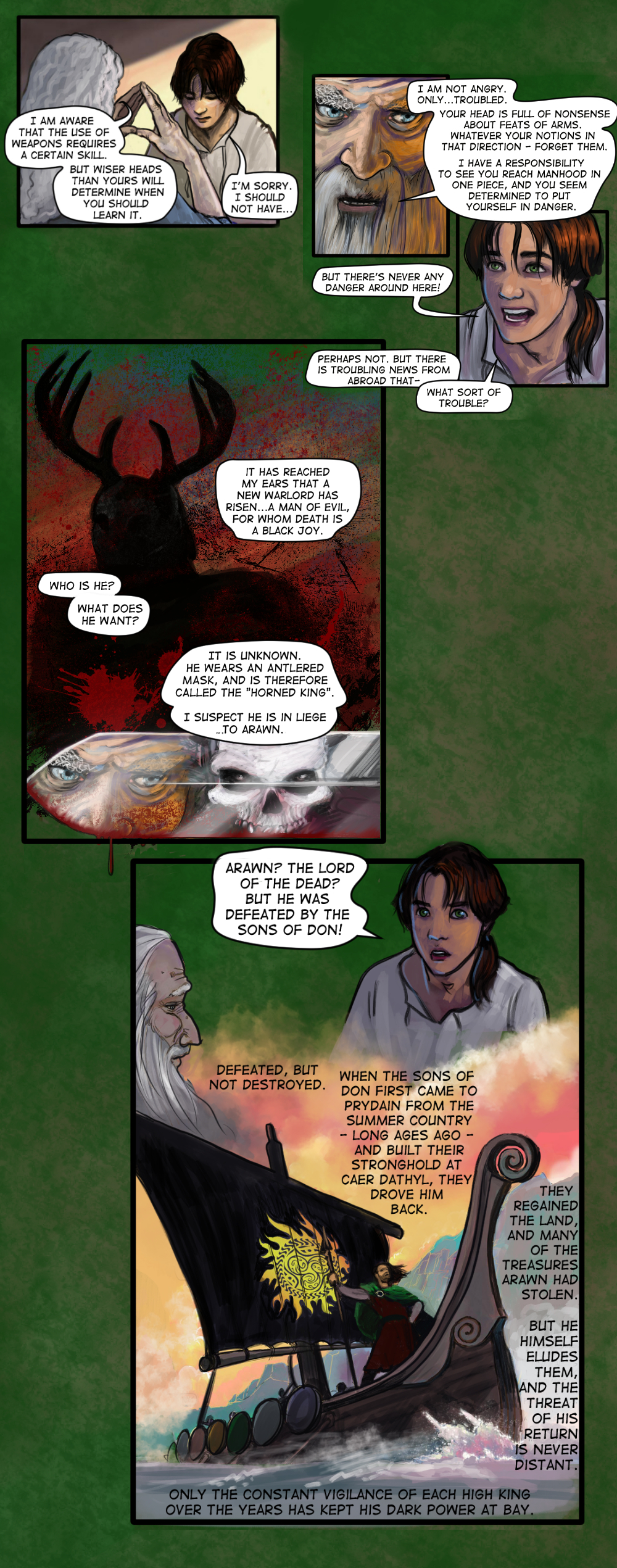 Chapter One: Page Eight