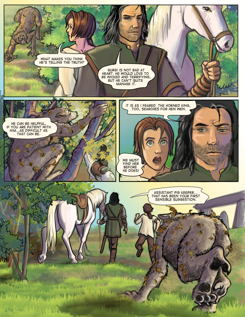 Chapter Three: Page Eight